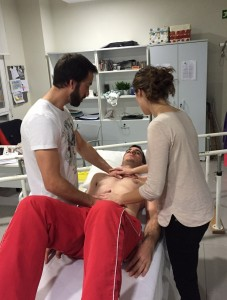 Compartiendo la Fisioterapia Respiratoria en Aretxabaleta