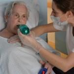 Fisioterapia respiratoria adulto-acapella