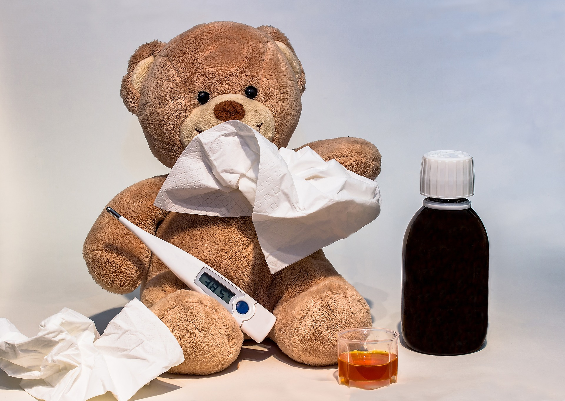 ¿Cuáles son los síntomas de una bronquiolitis y cuándo preocuparse?
