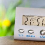 ¿Cómo medir la humedad en casa? Te presentamos al Higrómetro