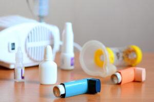 Medicación-inhaladores