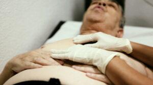 Ejercicio de Fisioterapia Respiratoria